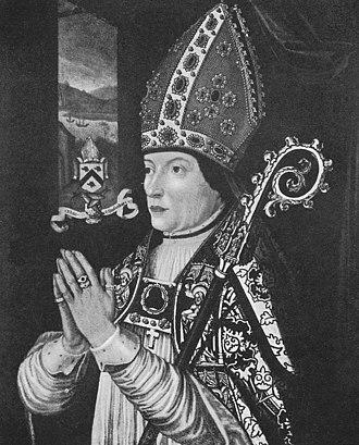 William Elphinstone - William Elphinstone, Bishop of Aberdeen