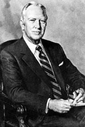 William P. Rogers - The official portrait of Secretary of State Rogers, 1970.