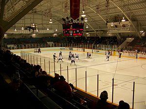 William Allman Memorial Arena - Image: William Allman Arena