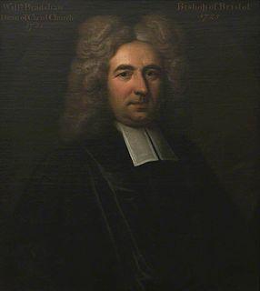 William Bradshaw (bishop) British bishop