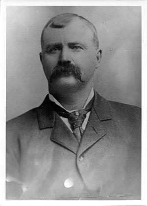 Yavapai County Sheriff's Office - Image: William J. Mulvenon