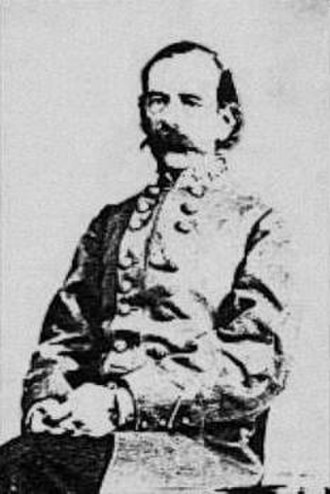 William Lowther Jackson - Jackson during the civil war.