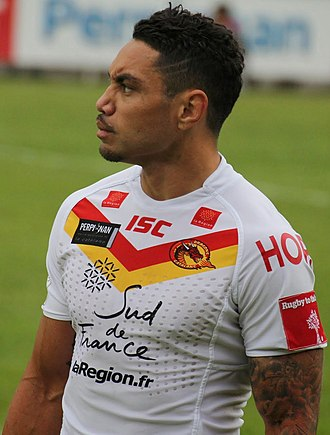 Willie Tonga - Image: Willie Tonga