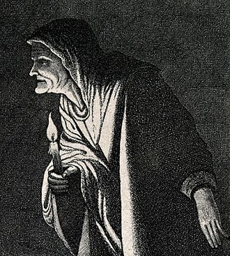 Witch of Endor - Witch of Endor by Adam Elsheimer.