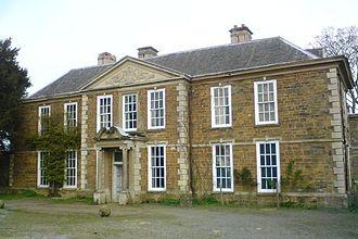 Withcote - Withcote Hall