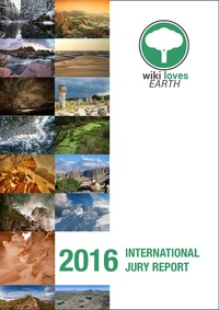 High resolution Wiki Loves Earth 2016 international jury report (optimised for printing, 26 MB)