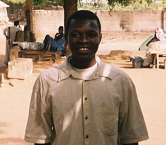Wolof people - A Wolof man in The Gambia