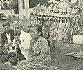 Woman with wayang golek puppets, Wanita di Indonesia p113 (Stoomvaart mij Nederland).jpg