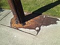 Wood pole pentachlorophenol coating 2.jpg