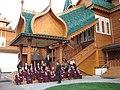 Wooden palace of tsar Alexey (restored) 02 by shakko.jpg