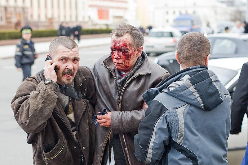 В результате взрыва погибло 15 человек, автор: Антон Мотолько, источник: toxaby.livejournal.com