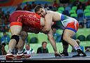 Wrestling at the 2016 Summer Olympics – Men's freestyle 125 kg 06.jpg