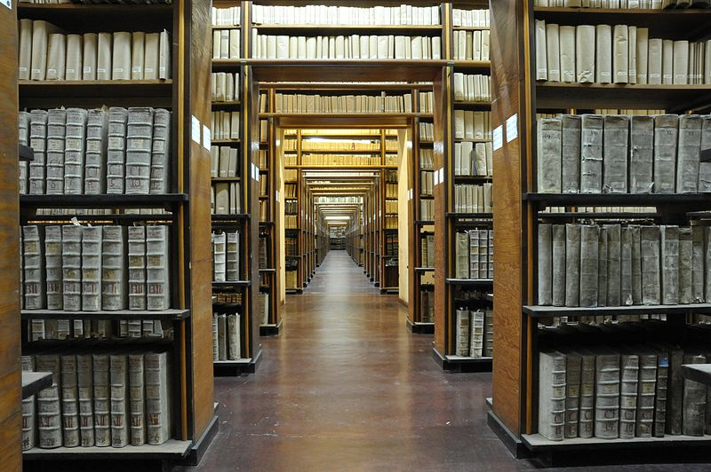 File:Wroclaw University Library digitizing rare archival texts.jpg