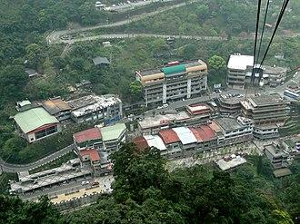 Wulai District - Image: Wulai Vigor Village