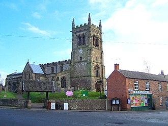 Wymeswold - Wymeswold parish church