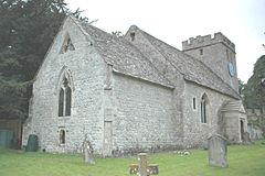 Wytham All Saints exterior.JPG
