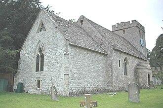 Wytham - Image: Wytham All Saints exterior