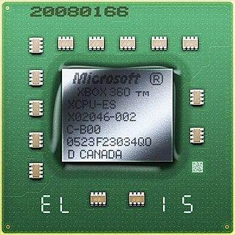 Xenon (processor) - Image: XCPU ES Xenon