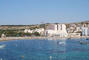 Xemxija - View of Xemxija