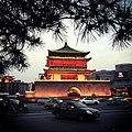 Xian Bell Tower,Xian,China - panoramio.jpg