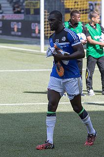 Sally Sarr Mauritanian footballer