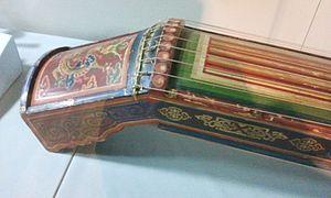 Yatga - Old Mongolian yatga.