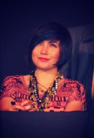 Yeng Constantino - Image: Yeng Constantino in 2011
