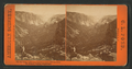 Yo Semite Valley from Inspiration Point 3,300 feet above. Yo Semite Valley, California, by Pond, C. L. (Charles L.).png