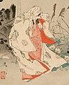 Yokobue Waiting from Takiguchi Tokiyori by Moonlight at Horinji LACMA M.88.219.2 (cropped).jpg