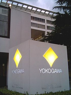 illustration de Yokogawa Electric