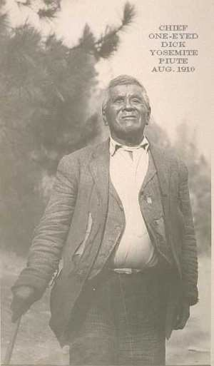 Ahwahnechee - Chief George Dick