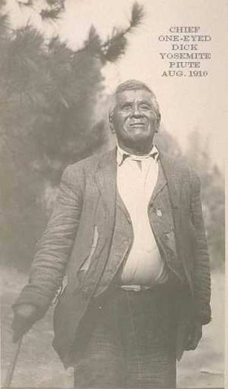Ahwahnechee - Chief George Dick