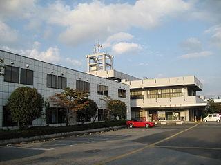 Yoshikawa, Saitama City in Kantō, Japan