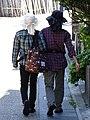 Young Women Strolling - Old Town - Gifu - Japan (47925943502).jpg