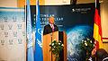 Yukiya Amano, IAEA Director General addressing the audience (11069757586).jpg