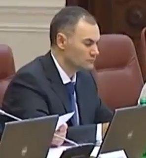 Yuriy Kolobov Ukrainian politician