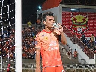 Yuttapong Srilakorn Thai footballer