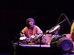 Zakir Hussain in Munich 2001