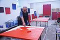 Zappettini, Gianfranco - Artist at work today.JPG