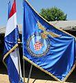 Zastava Hrvatsko ratno zrakoplovstvo 270511 1.jpg