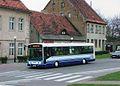 Zduny, rynek, autobus do Krotoszyna, 2007r.jpg