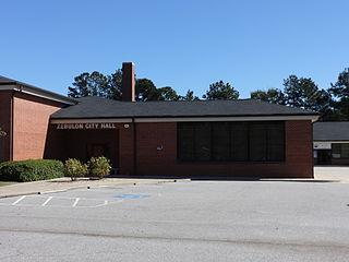 Zebulon, Georgia City in Georgia, United States