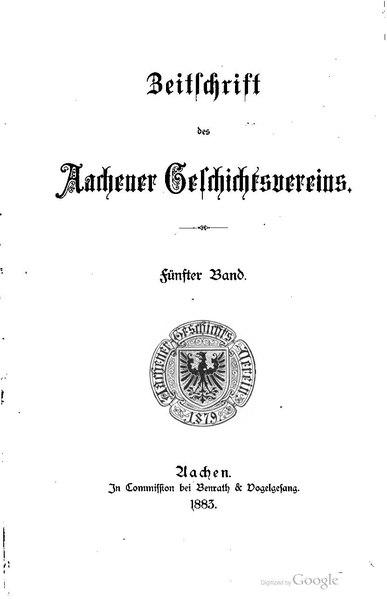 File:Zeitschrift des Aachener Geschichtsvereins 5.pdf