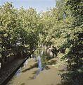 Zicht op de gracht met werf en werfkelders, gezien vanaf de Smeebrug - Utrecht - 20414429 - RCE.jpg