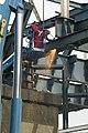 Zicht op de sloopwerkzaamheden van de brug - Zaltbommel - 20413044 - RCE.jpg