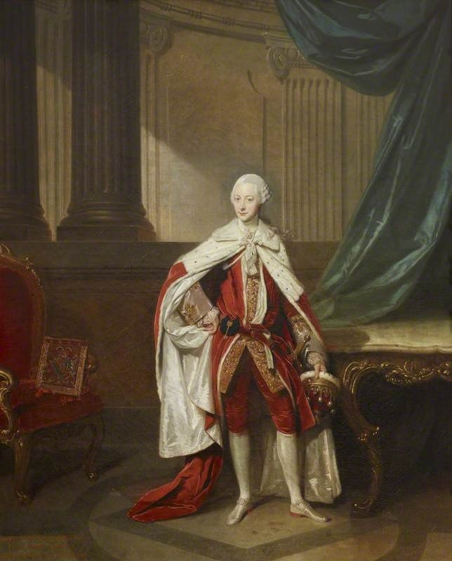Zoffany - George William Hervey, 2nd Earl of Bristol