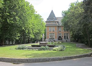 Zwevegem - Image: Zwevegem Gemeentehuis