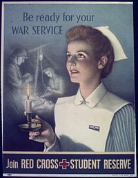 """""""Be ready for your war service-Join the Red Cross Student Reserve"""" - NARA - 513930.jpg"""