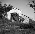 """""""Majcnov pil""""- vhod v Majcnov vinograd iz Mokronoga, Sv. Vrh 1951.jpg"""