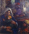 'Kashmir Family' by Charles W. Bartlett, c. 1935, oil on canvas.JPG